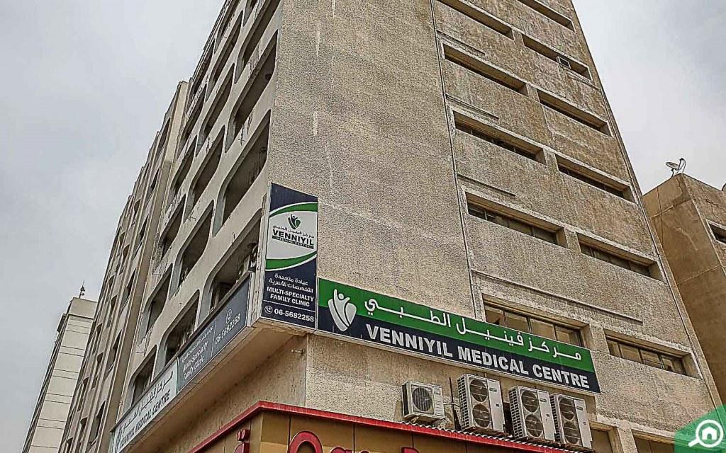 Venniyil Medical Centre in Al Shuwaihean