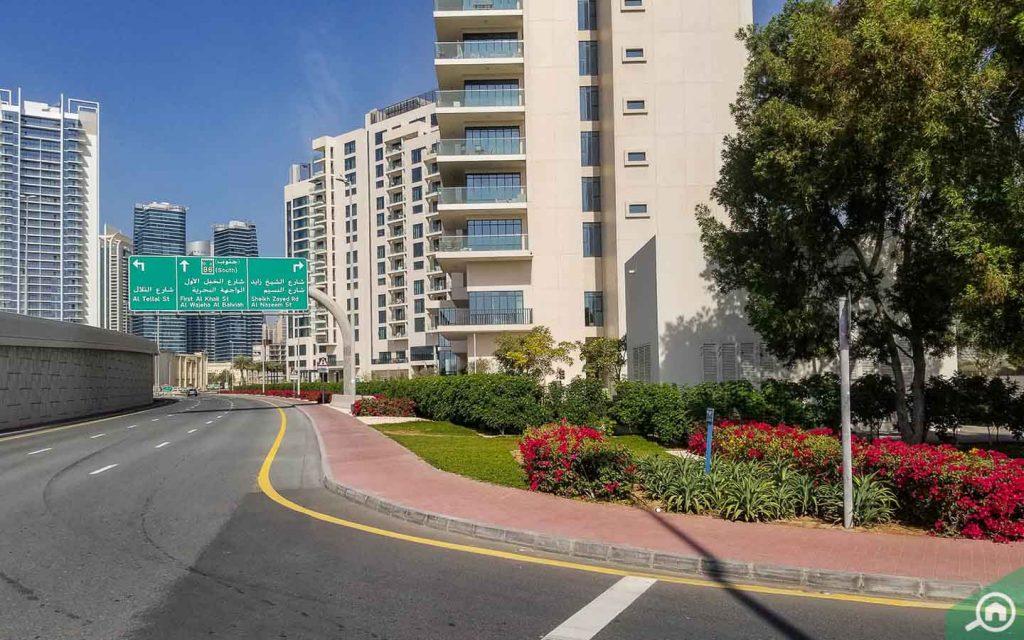 The Hills Sheikh Zayed Road
