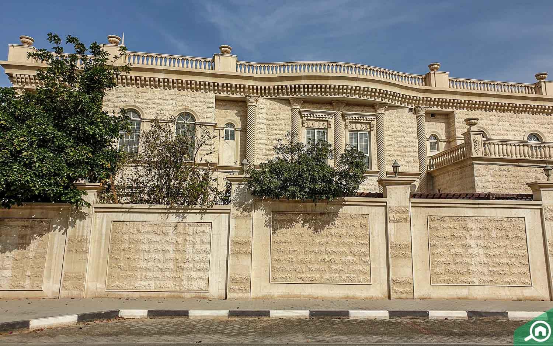 antique exterior villa in Sharqan