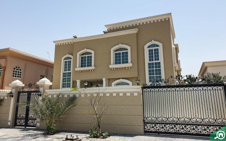 Spacious villas in Al Nekhailat