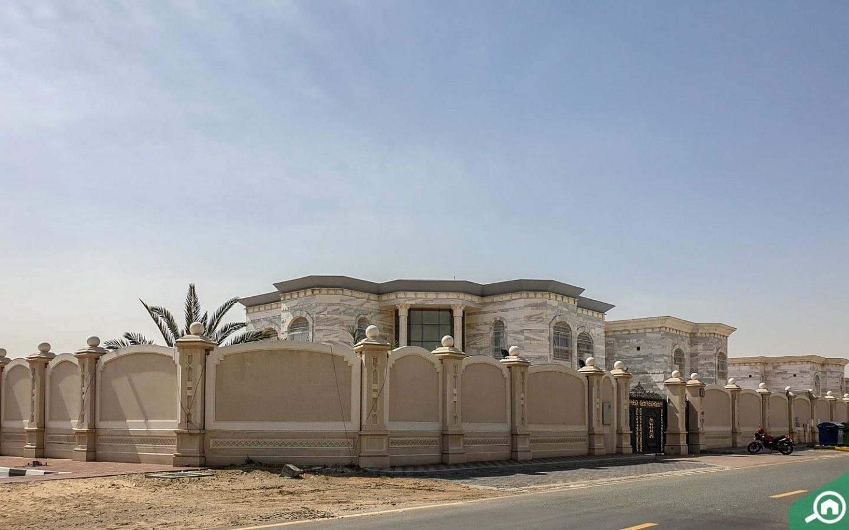 Villas in Al Gharayen