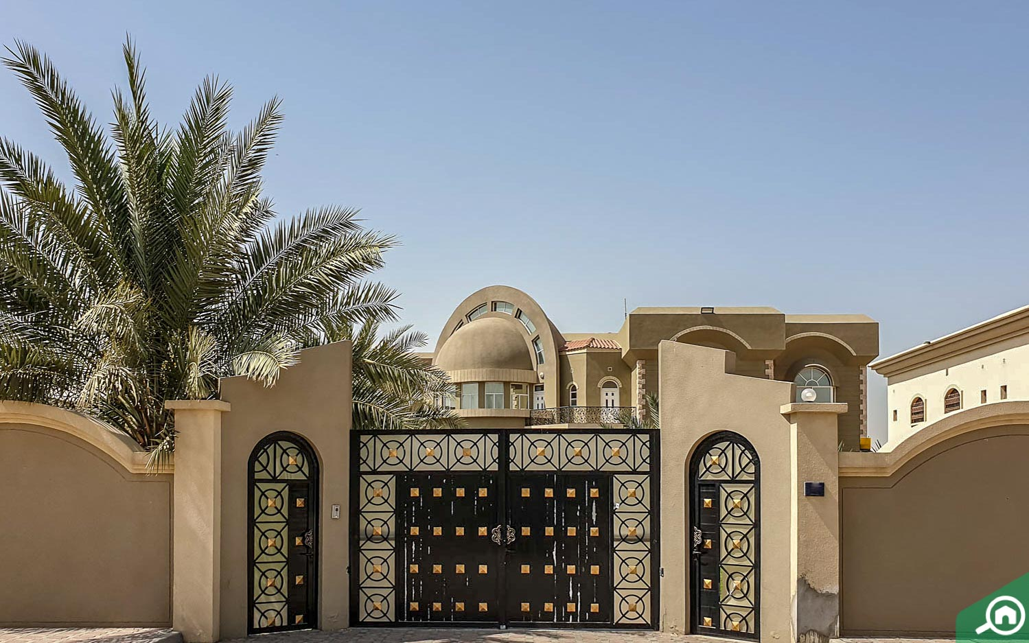 Al Gharayen houses