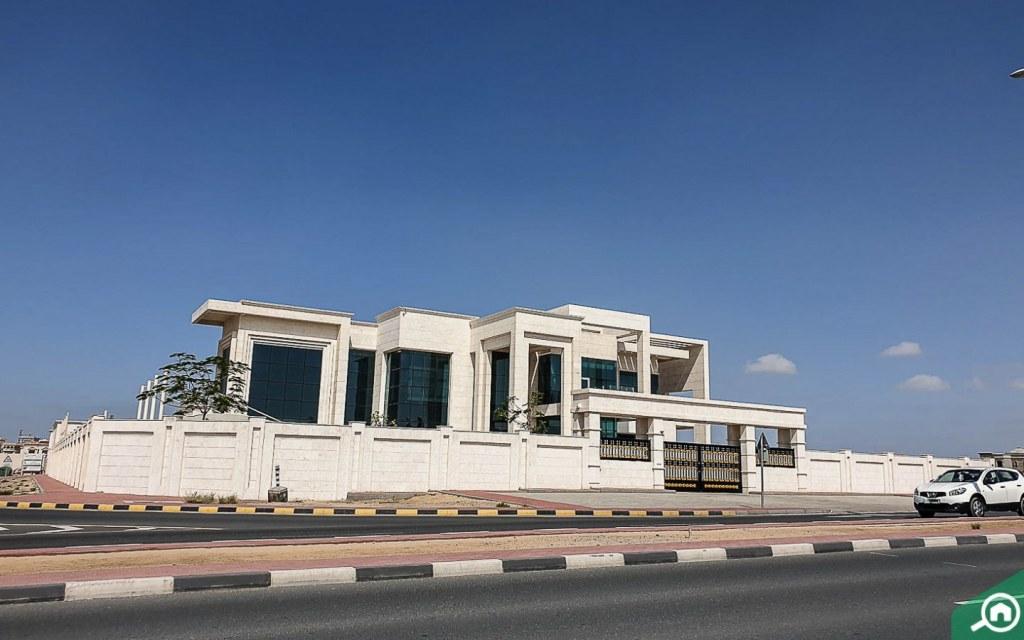 Parking space in Al Hamidiyah
