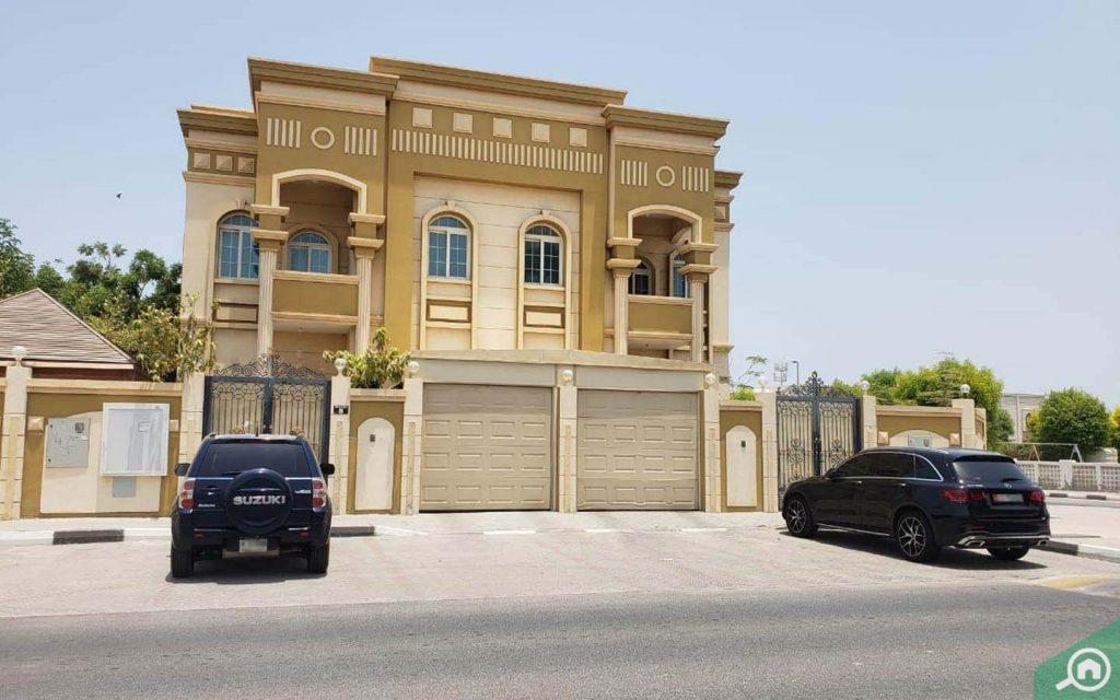 Villa in Al Jazzat Sharjah
