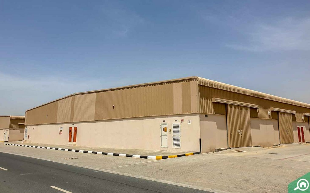 Warehouse in Emirates Industrial Area