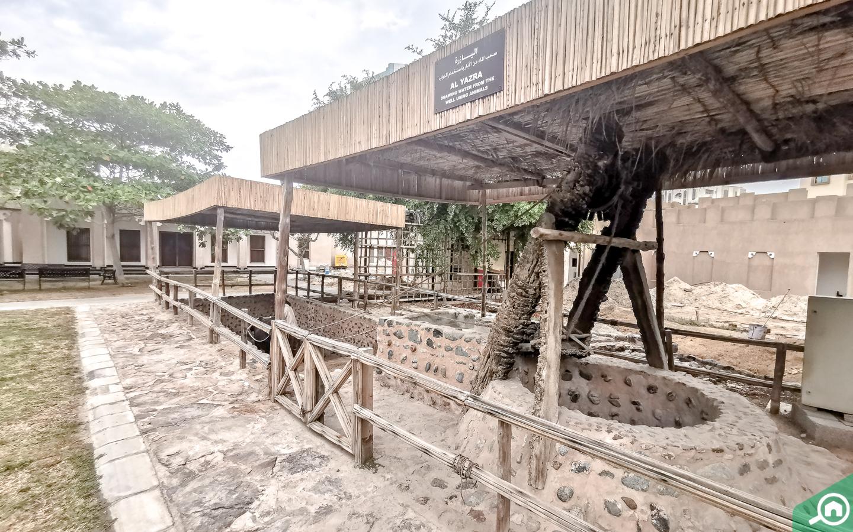 ajman museum near al rashidiya