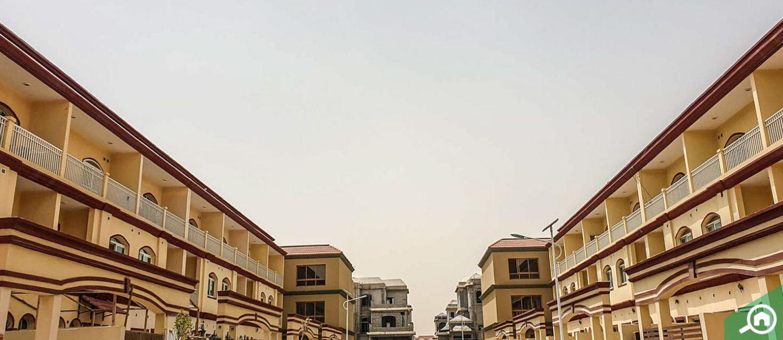 living in ajman uptown