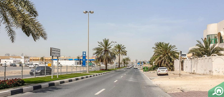 living in al ghubaiba sharjah