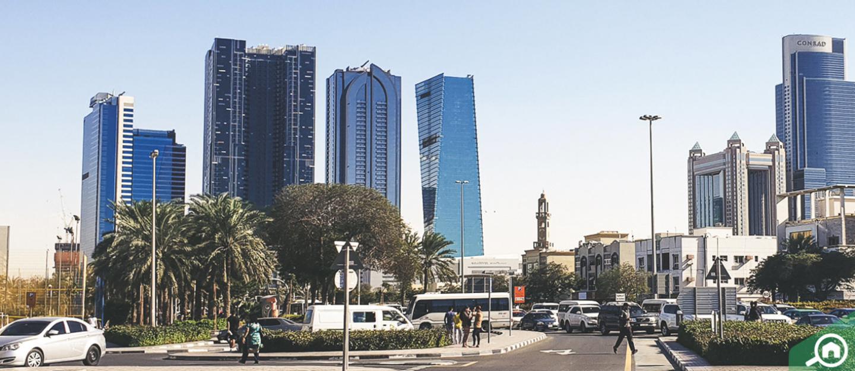 living in al hudaiba