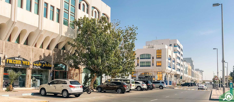 al salam street, abu dhabi