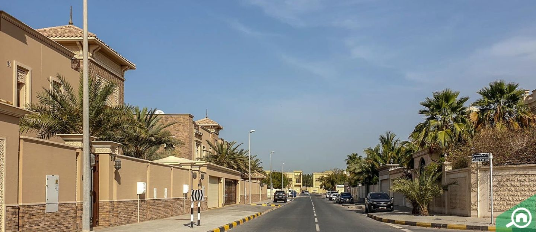 living in al sharqan