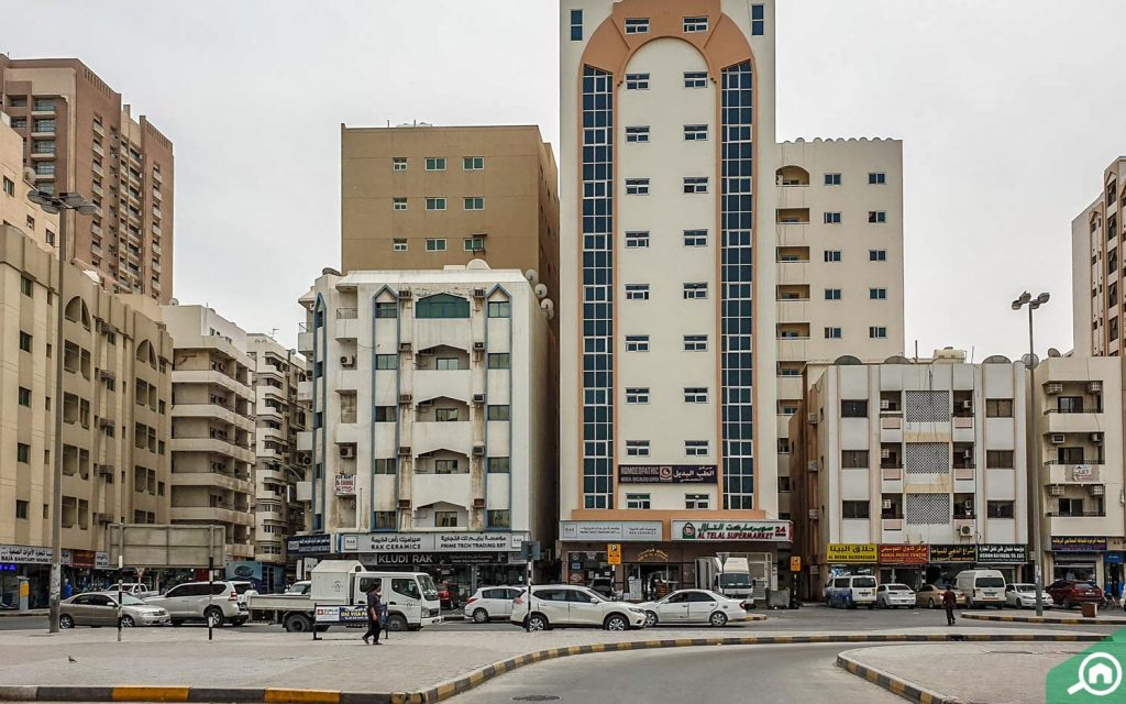 apartments in al ghuwair