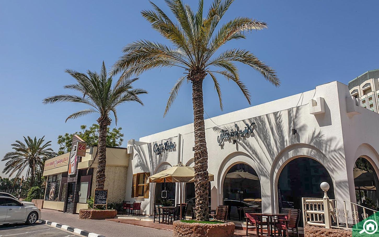 restaurants in corniche al buhaira