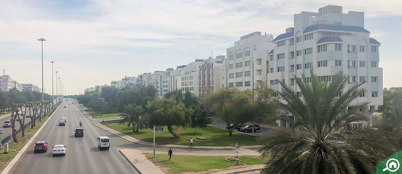 شارع السلام