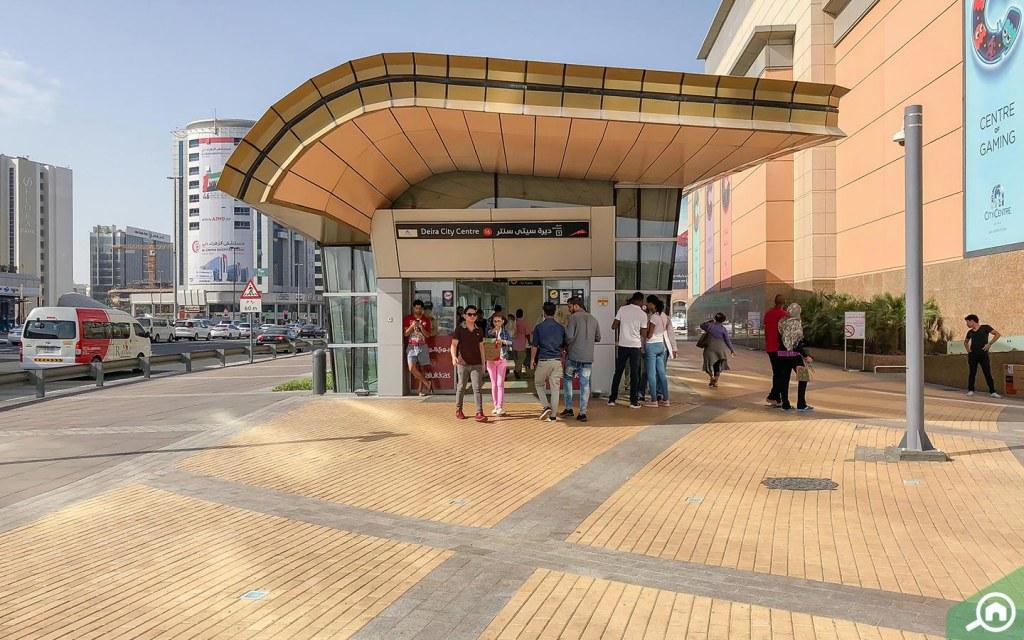 Deira City Centre near Al Khabisi