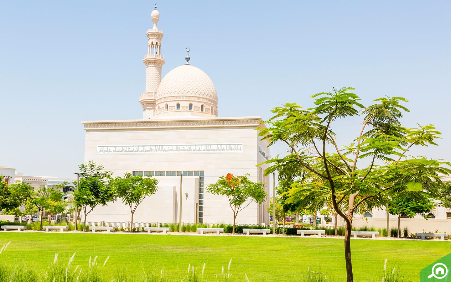 Masood Naqvi Mosque in Emirates Hills