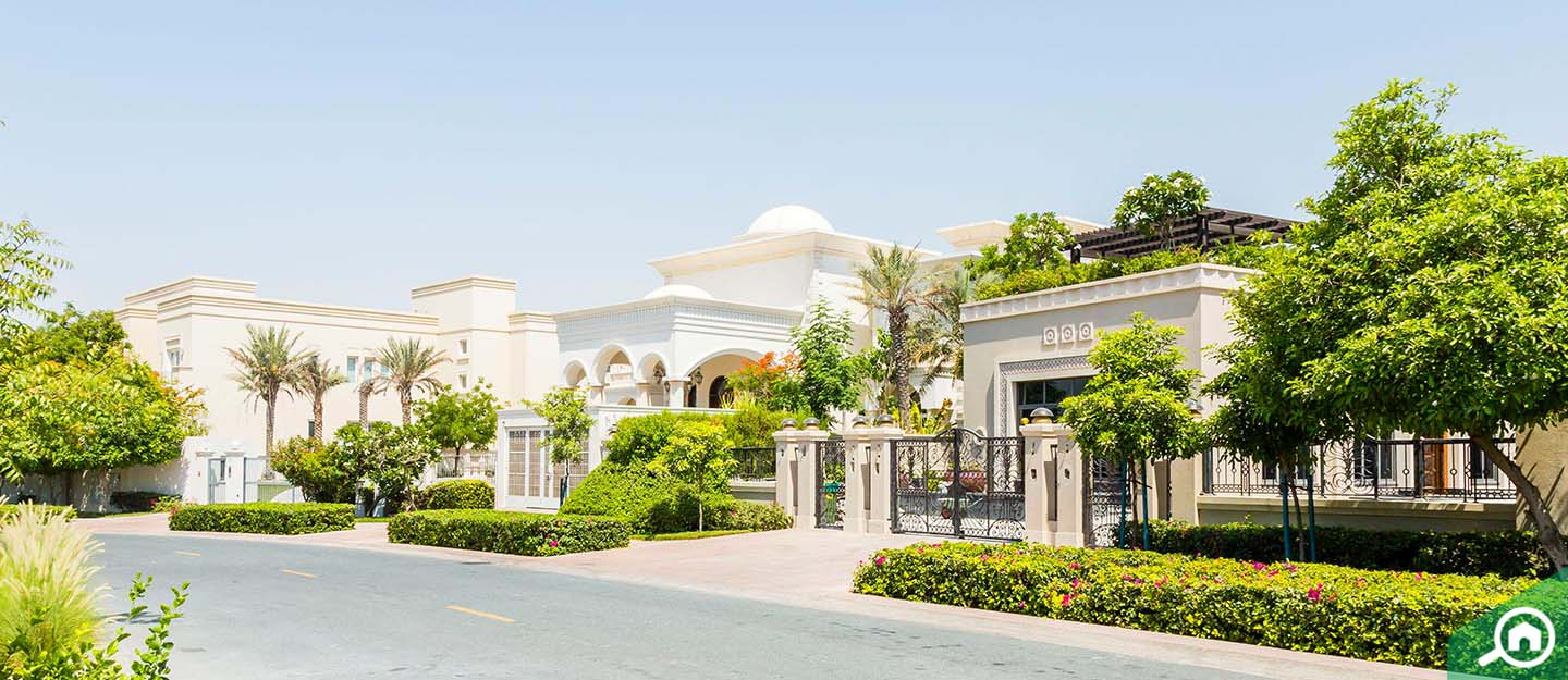 living in emirates hills