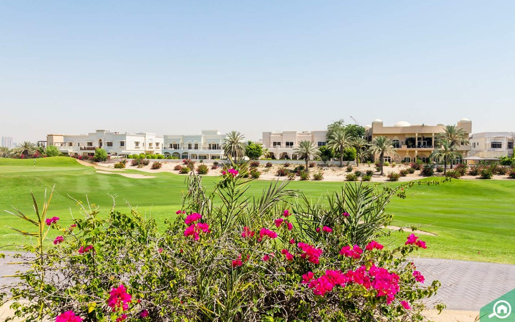 emirates hills residential area
