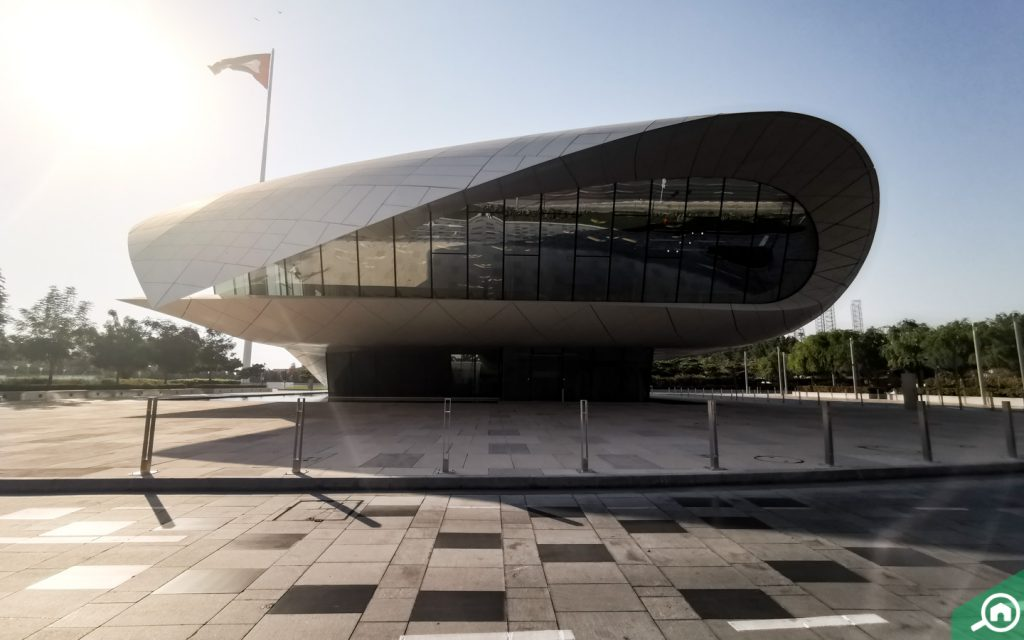 etihad museum near dubai world trade centre