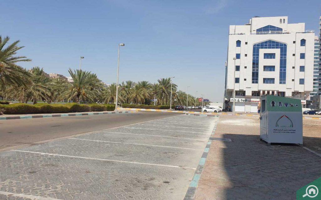 parking in Al Aman