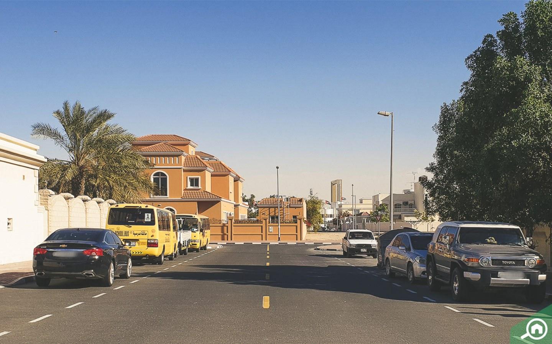 Parking in Al Hudaiba