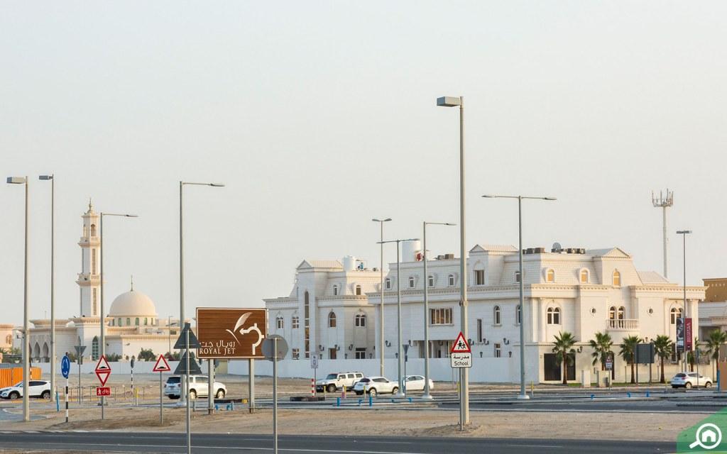 Al Raha Gardens Community