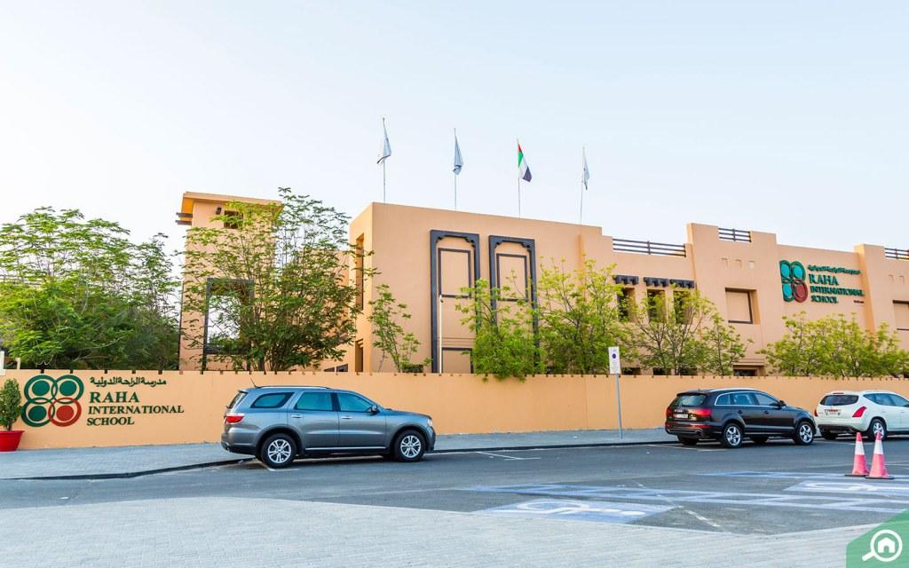 Raha International School Al Raha Gardens