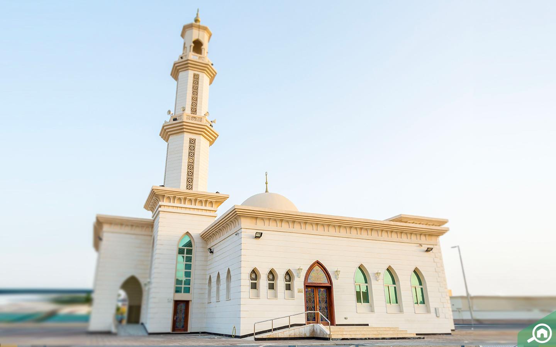 Mosque Al Raha Gardens