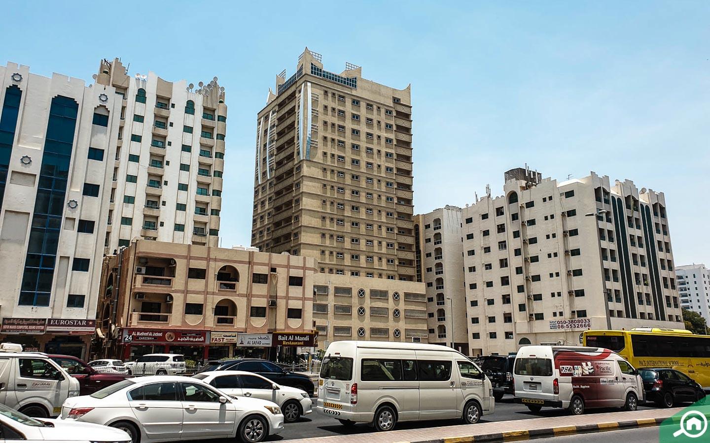 apartments in al mahatah