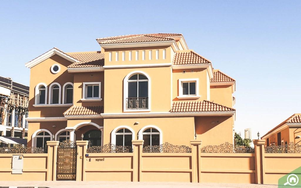 villas in Al Hudaiba
