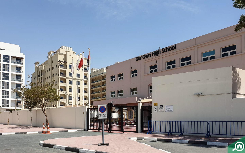 School in Al Warqaa 4