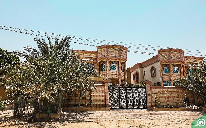 Villas in Al Rawda 2