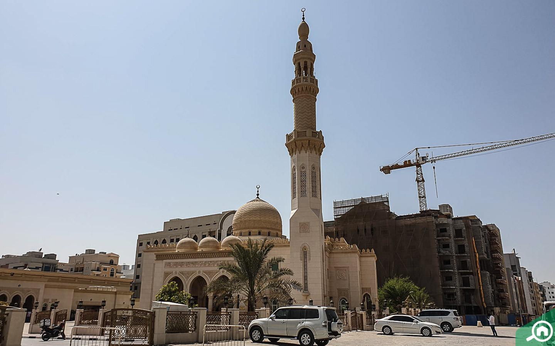Mosque in Al Warqaa 4