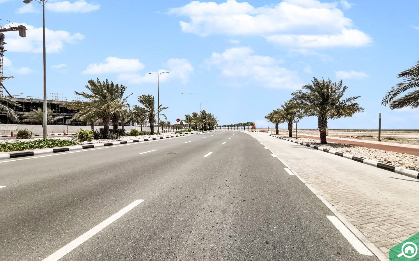 Nearby Areas - Al Marjan Island
