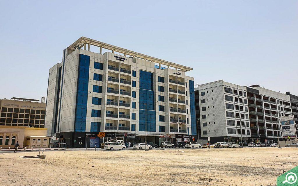 buildings in Al Barsha 1