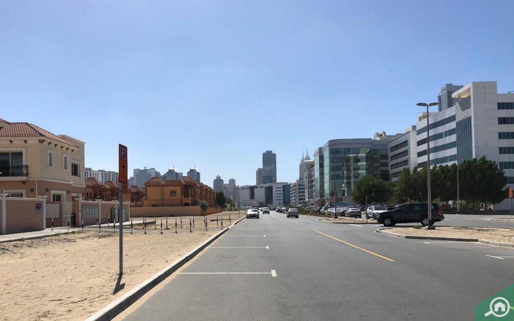 al barsha 1 street view