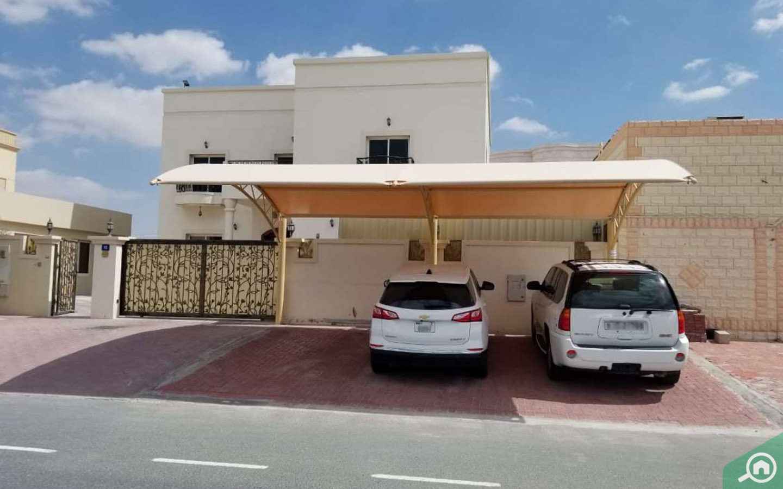 parking in Al Barsha 3