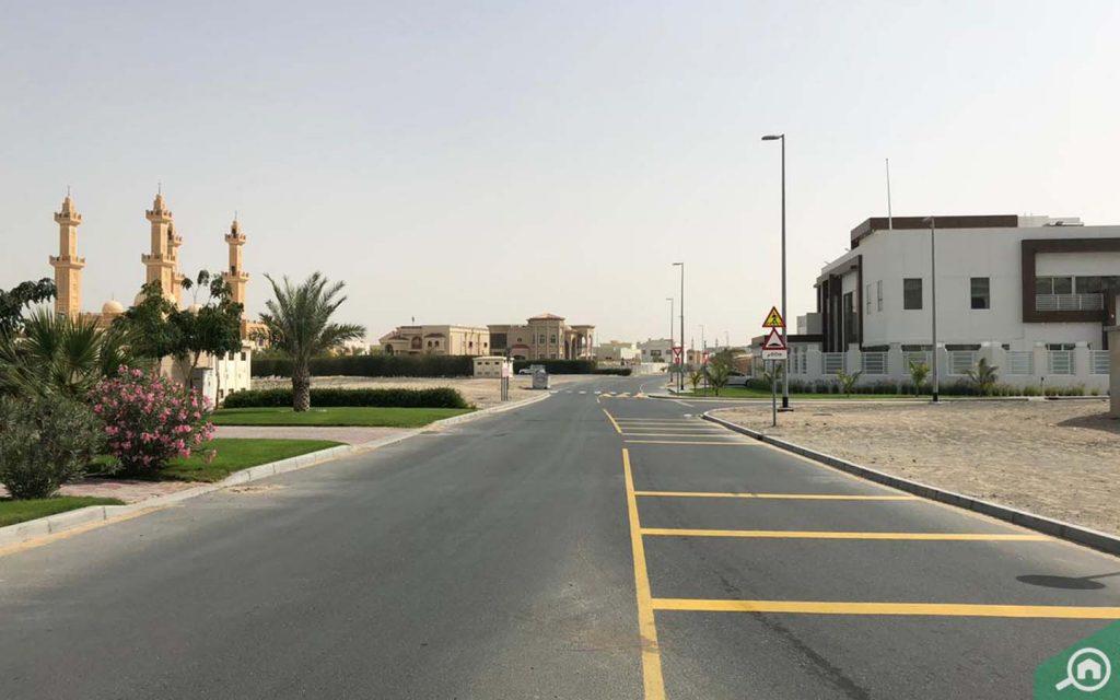 al barsha south community