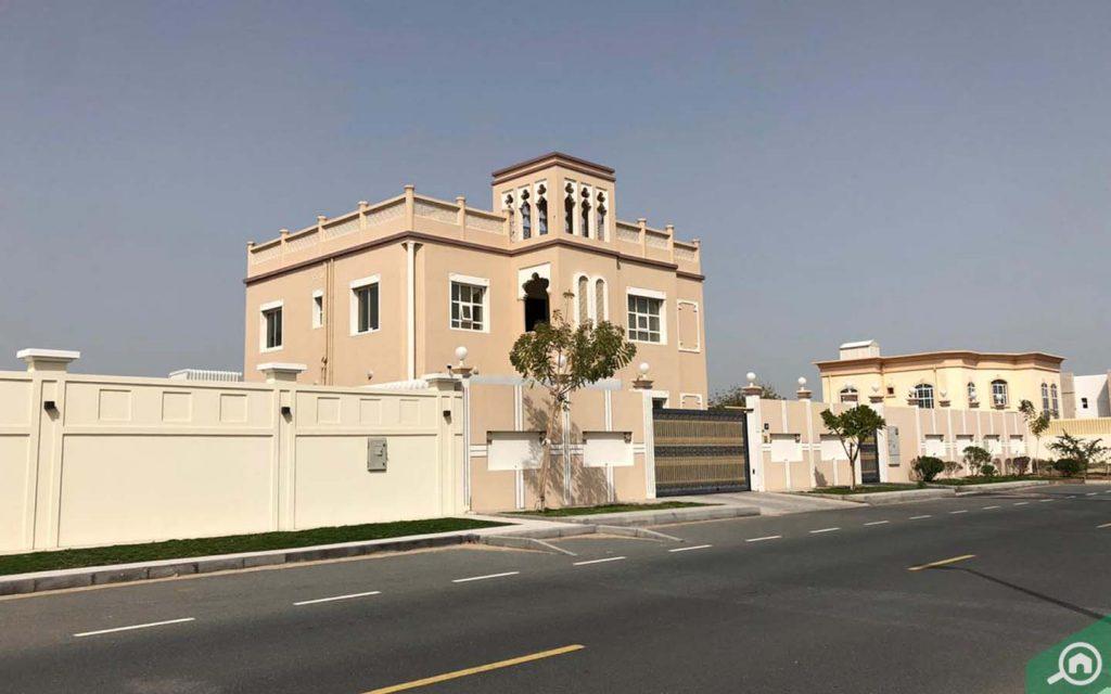 al barsha south villas