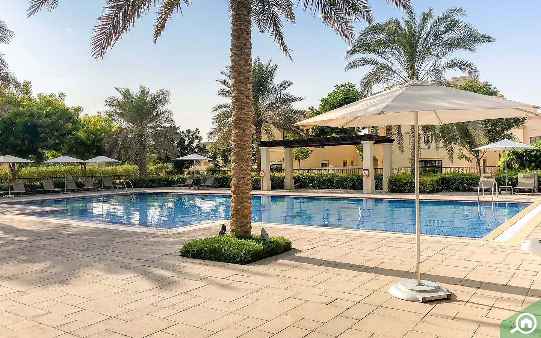 Swimming pool in Casa