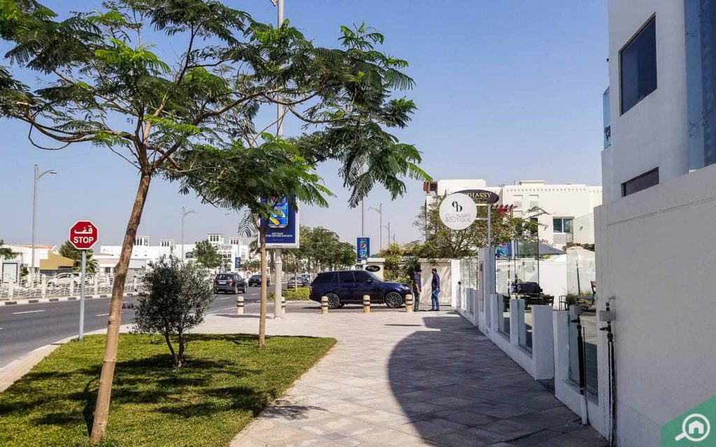 stores in Jumeirah