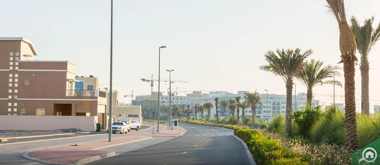 Nakheel Townhouses