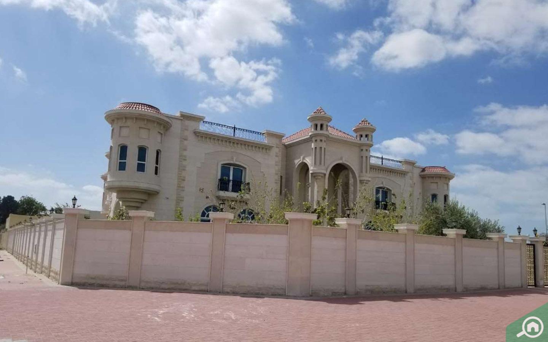 A villa in Al Barsha 3