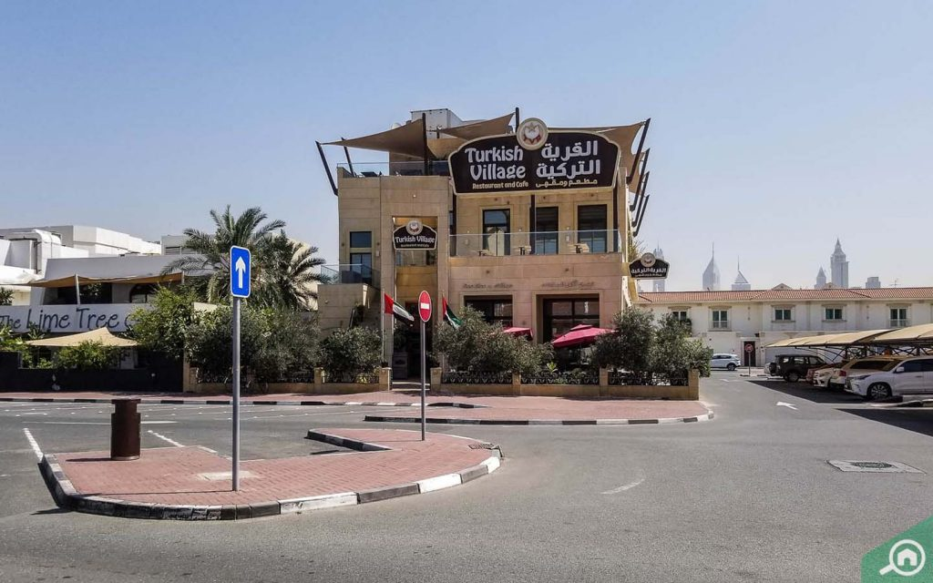 turkish village jumeirah 1
