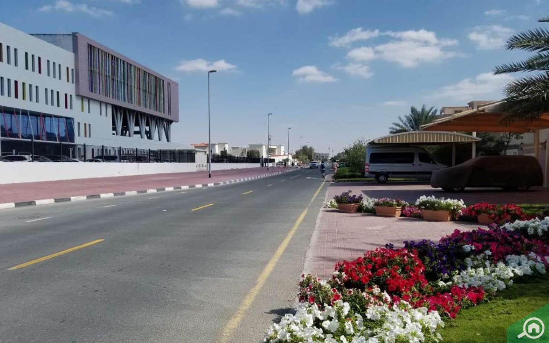Street in Al Barsha 3