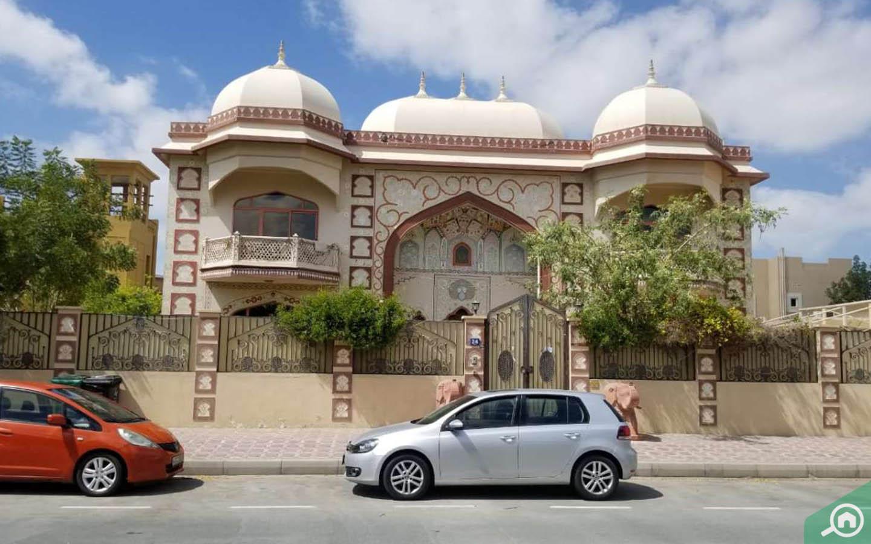 villa in Al Barsha 3