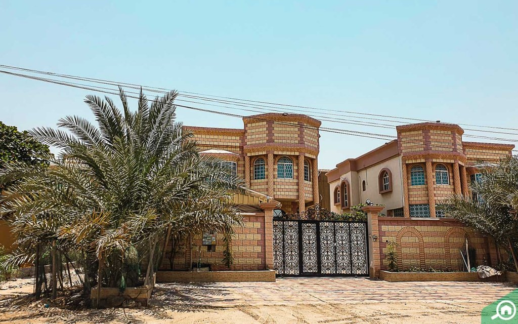 villas in Al Rawda 3 ajman