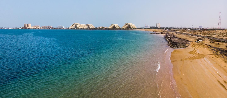 living in al marjan island
