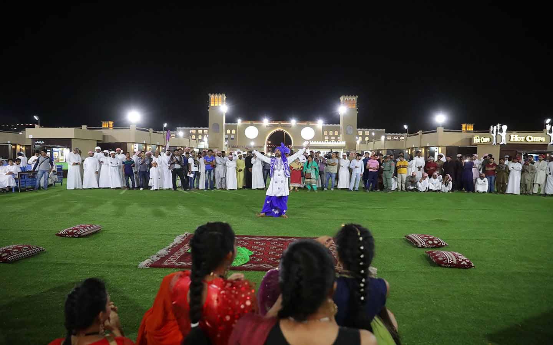 مهرجان المرموم التراثي