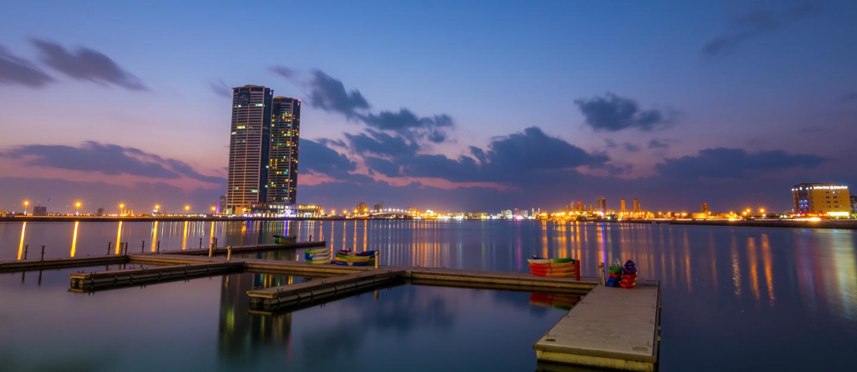 living in dafan al Nakheel